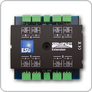 ESU SwitchPilot Extension 51801