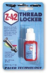 Kavan Z-42 BLUE THREAD LOCKERSchraubensicherung 6 ml.PT.42