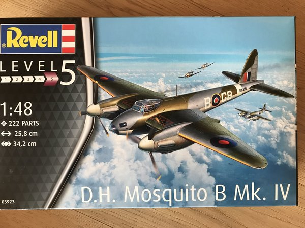 Revell D.H. Mosquito B MK.IV 03923