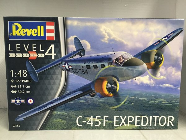 Revell C-45F Expeditor 1:48 03966