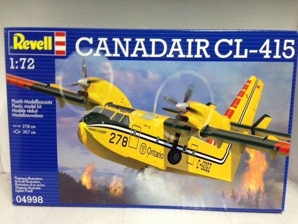 Revell Canadair BOMBADIER CL-415 1:72 04998