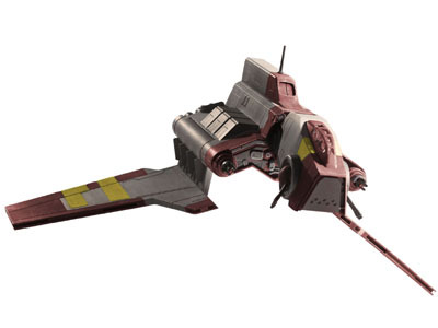 "Revell Republic Attack Shuttle (Clone Wars) ""easykit""  06683"