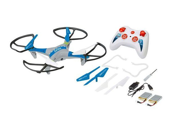 Revell RC Quadcopter POLICE 23939