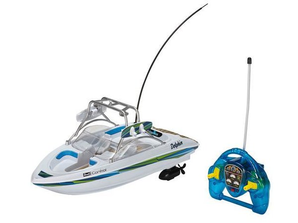 Revell RC Speedboat DOLPHIN 24126