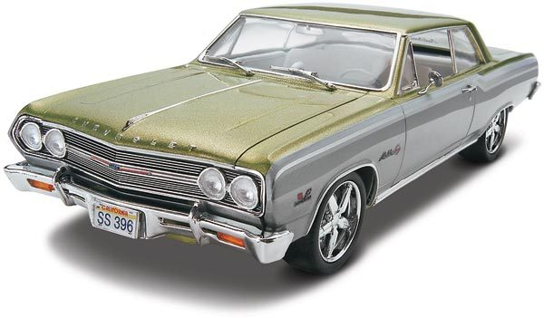 Revell 1/25 '65 Chevelle™ SS™ 396 Z-16 Plastic Model Kit 85-4055
