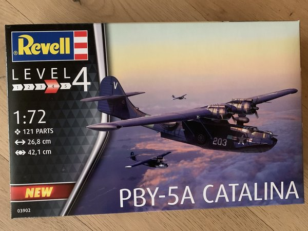 Revell PBY-5A Catalina 1:72 03902