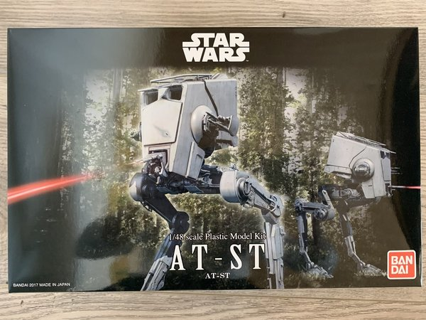 Revell BanDai AT-ST 1:48 01202