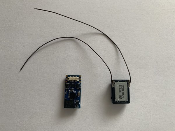 ESU LokSound 5 micro DCC/MM/SX/M4  Next18 58818