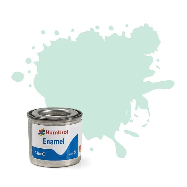 Humbrol Enamel Nr. 23 Enteneiblau, matt, 14 ml
