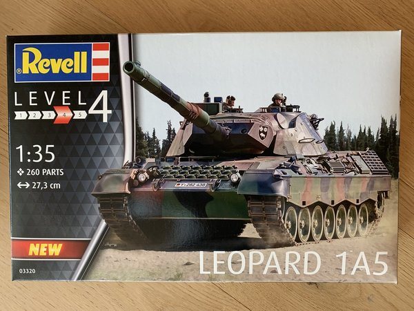 Revell Leopard 1A5 1:35 03320