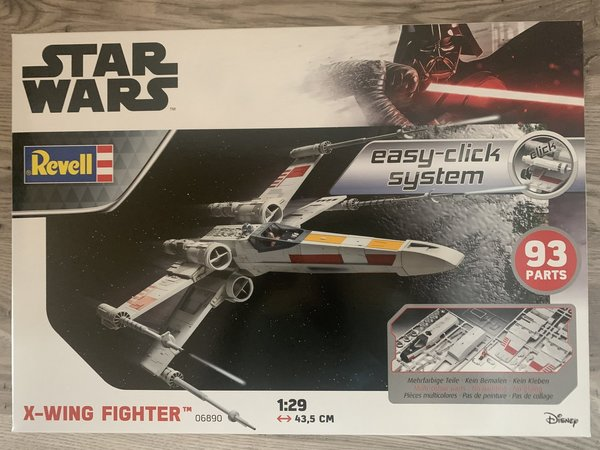 Revell Star Wars X-Wing Fighter 1:29 06890